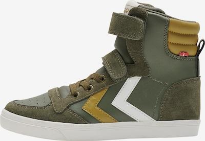 Hummel Sneaker in khaki / oliv, Produktansicht