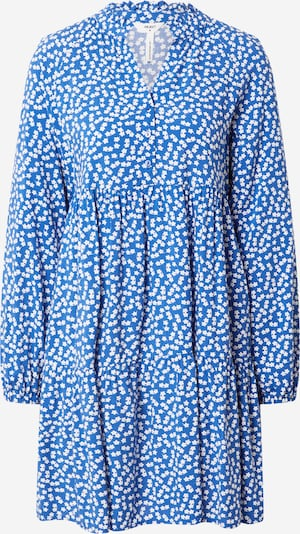 OBJECT Kleid 'OBJELISE' in blau / weiß, Produktansicht
