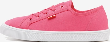 LEVI'S Sneakers in Pink