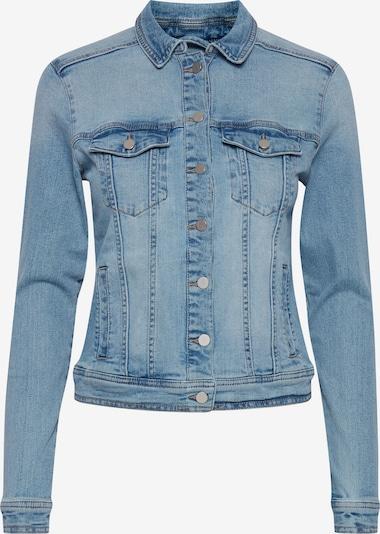 Fransa Jeansjacke in blau, Produktansicht