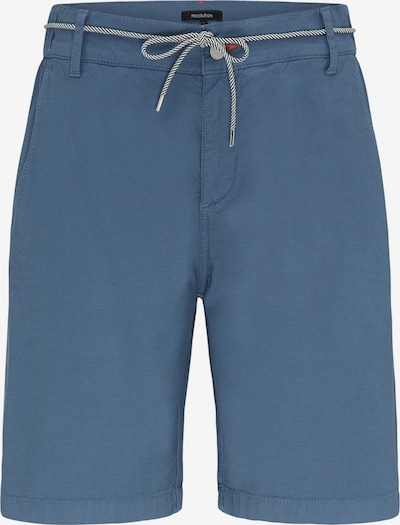 recolution Chinoshorts Canvas Shorts in blau, Produktansicht