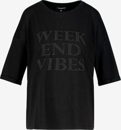 ONE MORE STORY T-Shirt in schwarz, Produktansicht