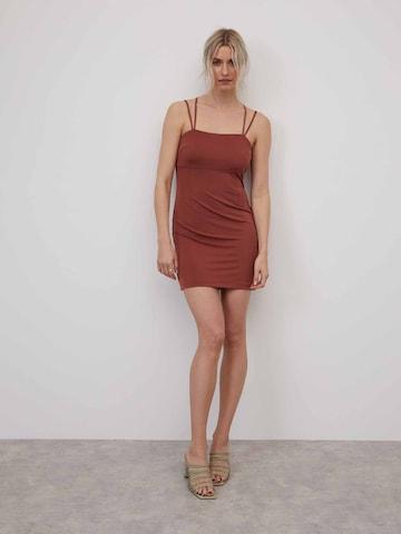 LeGer by Lena Gercke Dress 'Josy' in Brown