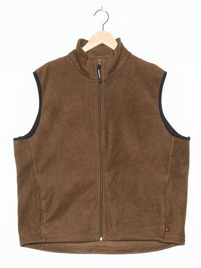 Woolrich Weste in XL in braun, Produktansicht