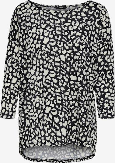 Marškinėliai 'Elcos' iš ONLY , spalva - juoda / balta, Prekių apžvalga