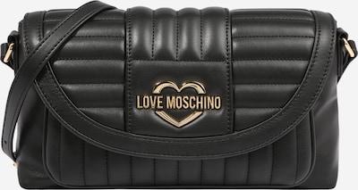 Geantă de umăr Love Moschino pe negru, Vizualizare produs