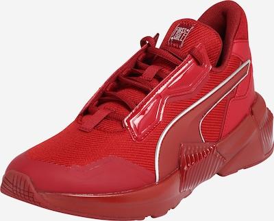 Sportiniai batai 'Provoke XT FM Mono' iš PUMA , spalva - raudona / balta, Prekių apžvalga