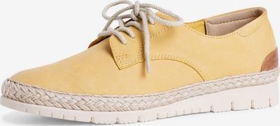 TAMARIS Lace-Up Shoes in Cognac / Saffron, Item view