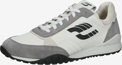 CLARKS Sneaker in gold / grau / schwarz / weiß, Produktansicht