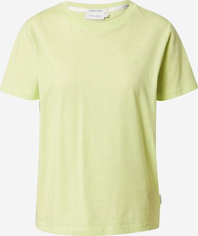 Tricou Calvin Klein pe verde stuf, Vizualizare produs