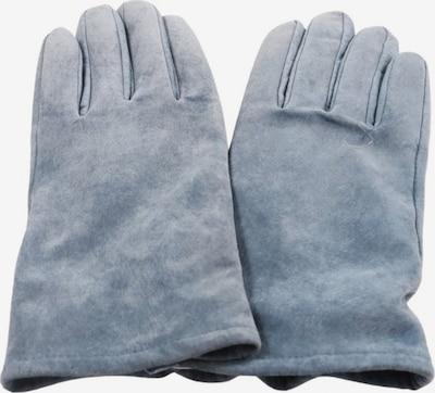 mbym Lederhandschuhe in XS-XL in blau, Produktansicht
