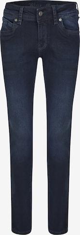 Blue Monkey Slim Fit Jeans Laura in Blau