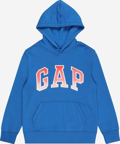 GAP Sweatshirt in royalblau / melone / weiß, Produktansicht