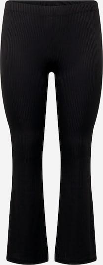 PIECES Curve Kalhoty 'TOPPY' - černá, Produkt