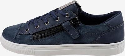 Pio Sneaker in blau, Produktansicht