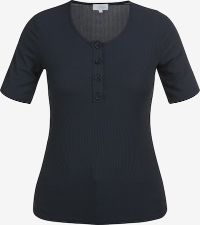 usha BLUE LABEL Shirt in nachtblau, Produktansicht