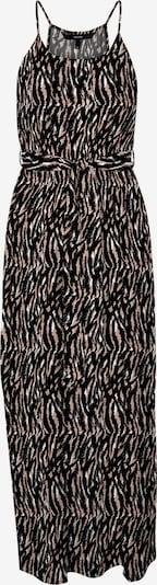 VERO MODA Kleid in altrosa / schwarz, Produktansicht