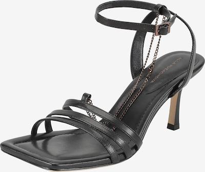 Ekonika Sandalette 'ALLA PUGACHOVA' in schwarz, Produktansicht