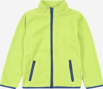 PLAYSHOES Fleece jacket in Green