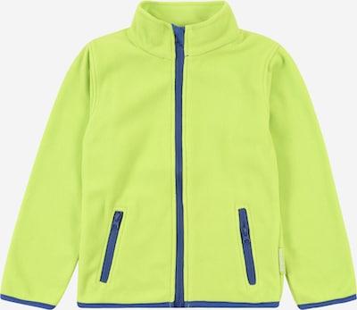 PLAYSHOES Flisová bunda - modrá / kiwi, Produkt