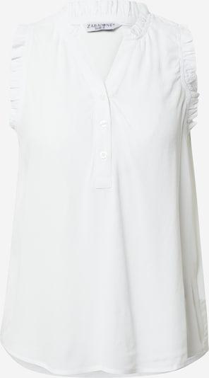 ZABAIONE Pusero 'Konsuela' värissä valkoinen, Tuotenäkymä