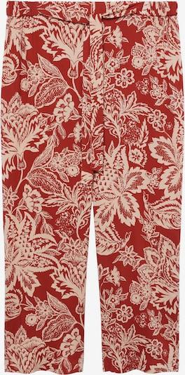 Pantaloni 'COLOMBIA' VIOLETA by Mango pe roz / roşu închis, Vizualizare produs