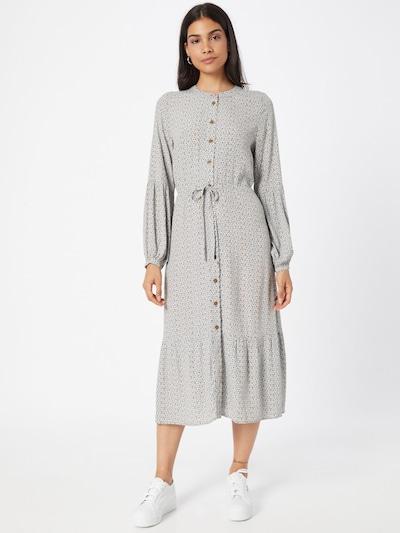 NÜMPH Kleid 'CECELIA' in hellblau / braun, Modelansicht