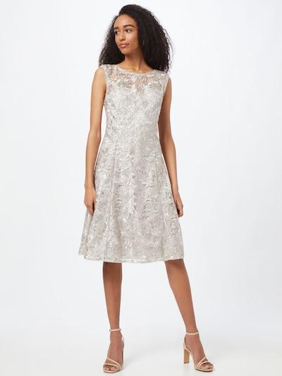 Adrianna Papell Kleid in silber / weiß, Modelansicht