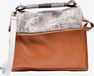 ebarrito Umhängetasche 'MAGIC WAND BAG' in hellbeige / braun / anthrazit / weiß, Produktansicht