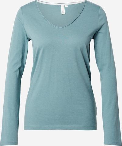 Q/S designed by Koszulka w kolorze pastelowy zielonym, Podgląd produktu