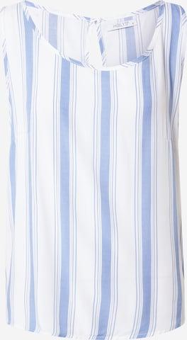 Hailys Topp 'Robina' i blå