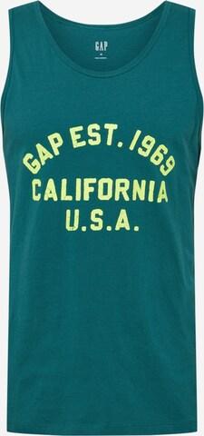 T-Shirt GAP en vert