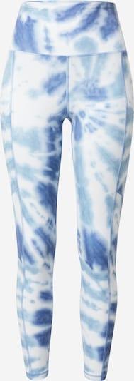 American Eagle Leggingsit värissä sininen / valkoinen, Tuotenäkymä