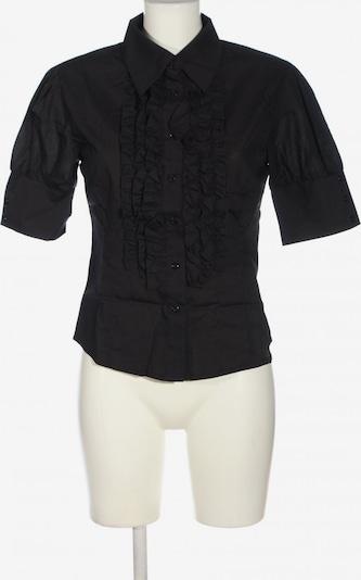 NIFE Kurzarmhemd in L in schwarz, Produktansicht