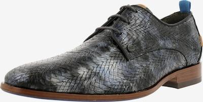 Rehab Chaussure à lacets 'Greg' en gris / noir, Vue avec produit