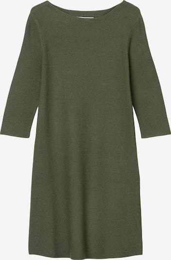 Marc O'Polo Strickkleid in dunkelgrün, Produktansicht