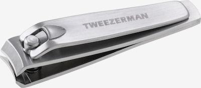 TWEEZERMAN Nagelknipser in silber, Produktansicht