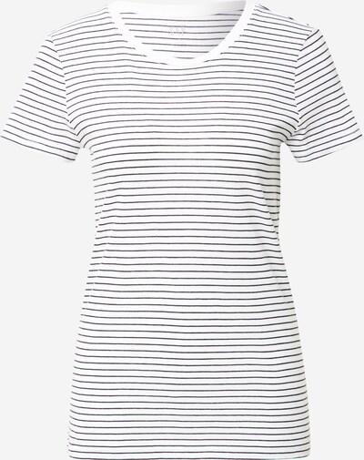GAP Μπλουζάκι σε σκούρο μπλε / λευκό, Άποψη προϊόντος