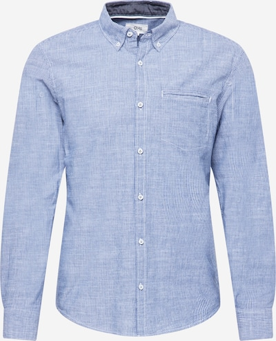 Q/S by s.Oliver Button Up Shirt in Light blue / White, Item view