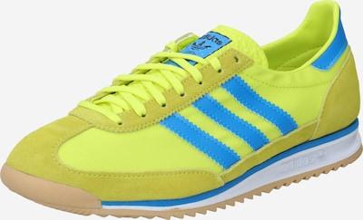 kék / sárga ADIDAS ORIGINALS Rövid szárú edzőcipők 'Sl 72', Termék nézet
