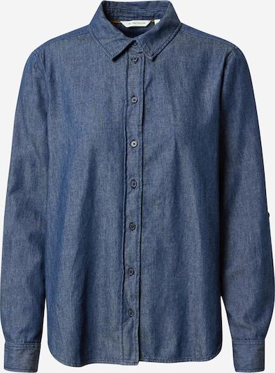 TOM TAILOR Bluse in blue denim, Produktansicht