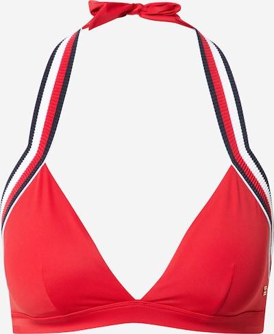 sötétkék / piros / fehér Tommy Hilfiger Underwear Bikini felső, Termék nézet