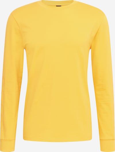 BOSS Shirt 'Flash' in safran, Produktansicht