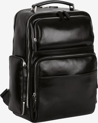 LEONHARD HEYDEN Rucksack 'Cambridge' in schwarz, Produktansicht