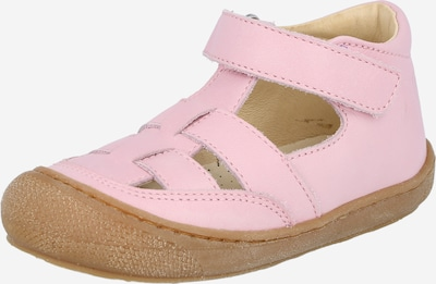 NATURINO Отворени обувки 'Wad' в светлорозово, Преглед на продукта