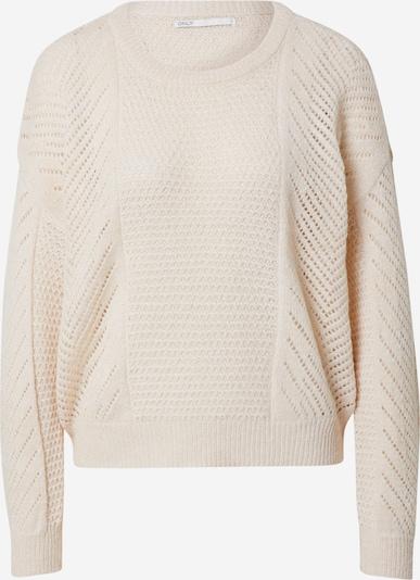 Only (Petite) Pullover in beige, Produktansicht