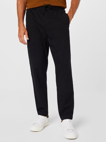 SELECTED HOMME Trousers 'JIM' in Black