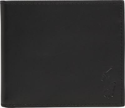 POLO RALPH LAUREN Porte-monnaies en noir, Vue avec produit