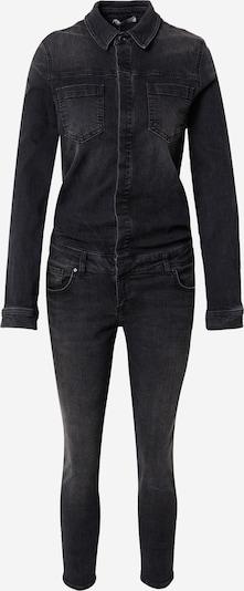 LTB Jumpsuit 'Nancie X' in black denim, Produktansicht