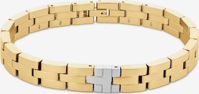 TOMMY HILFIGER Armband in gold / silber, Produktansicht